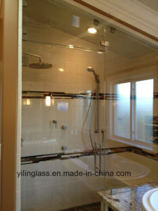Toughened Ultra Clear Shower Glass pictures & photos