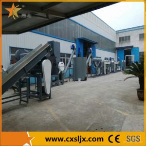 Waste Plastic Pet Crushing Washing Recycling Production Line pictures & photos