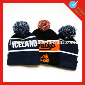 High Quality Warm Cheap Knit Winter Hats pictures & photos