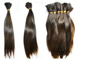 Wholesale Natural Virgin Brazilian Human Hair Bulk