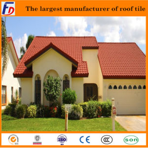 Cheap Roof Tile with Good Quality & Certificates
