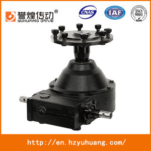 W7786 for Center Pivot System Center Drive Gearbox Irrigation Gearbox Raito 52: 1 Gear Box pictures & photos