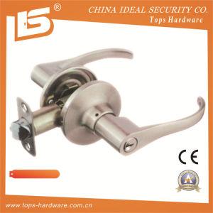 Zinc Alloy Tubular Handle Door Lock-Tl6201 pictures & photos
