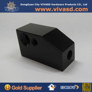 Black Anodized CNC Motorcycle Head Spacer Parts pictures & photos