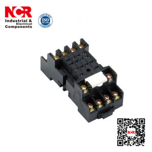 300V Relay Sockets for Industrial Relay (PYF14A) pictures & photos