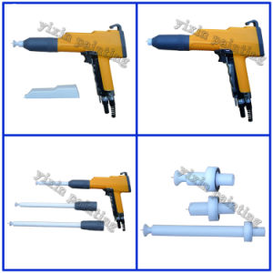 Automatic Electrostatic Portable Powder Coating Machine Manual Spray Gun Test System pictures & photos