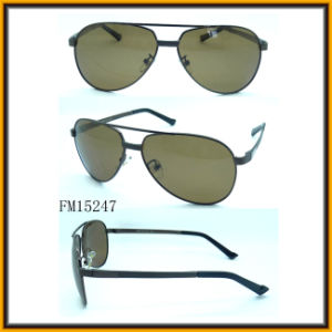 Glassic Popular Style Metal Sun Glass (FM15247) pictures & photos
