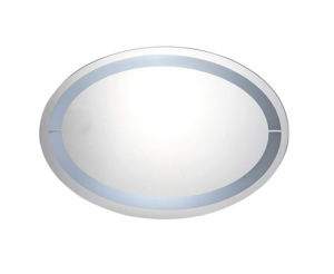 Oval Bathroom LED Mirror with Illuminated (LZ-DJ15) pictures & photos