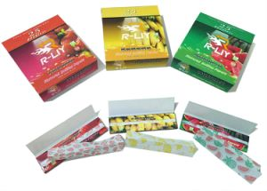 Flavored Banana King Size Smoking Rolling Paper