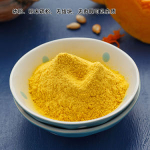 Manufacturer Direct Supply Pumpkin Vegetable Powder with High Purity pictures & photos