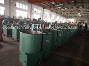 Single Interlocked Flexible Metal Tube Forming Machine pictures & photos