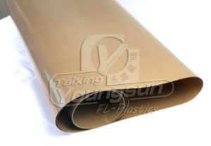 High Quality Non Stick Surface PTFE Fabric pictures & photos
