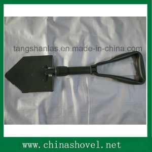 Shovel Railway Steel Folding Shovel Military Shovel Spade pictures & photos