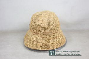 Raffia Hat (OT-XH8028) pictures & photos