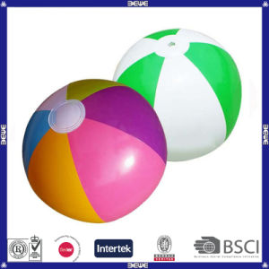 Kids Playing Beach Ball with Customized Logo&Color pictures & photos