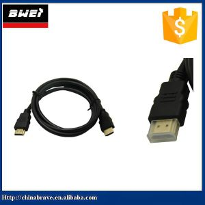 Gold Plated HDMI Cable Low Loss pictures & photos