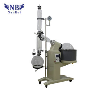 Distillation Use Price Laboratory Vacuum China Rotary Evaporator pictures & photos