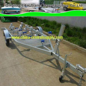 Manufactory Made and Sale Galvanized 6.7m Boat Trailer Bct0107L pictures & photos