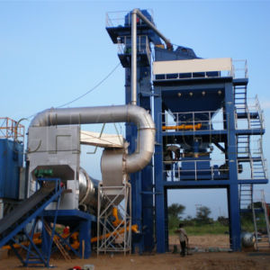 with High Quality Hot Sale 20 Ton Mobile Asphalt Mixing Plant pictures & photos