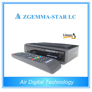 Original DVB-C Cable Receiver Zgemma-Star LC Low-Cost Enigma2 Linux OS pictures & photos