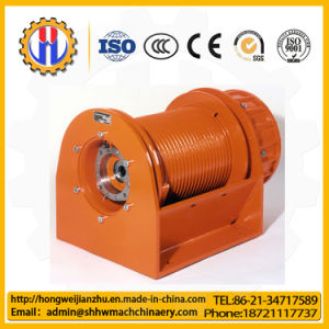Mini 12V Electric Winch\Construction Hoist 10 Ton Winch pictures & photos