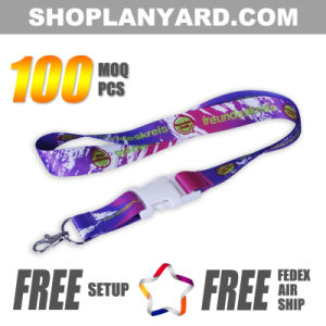 Sublimation Neck Strap with Plastic Buckle (DSL25AXA-3)