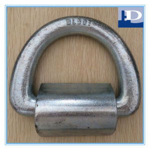 Forged Marine Container Lashing D Type Ring pictures & photos