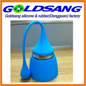 100% Food Grade Water Drop Silicone Tea Infuser pictures & photos