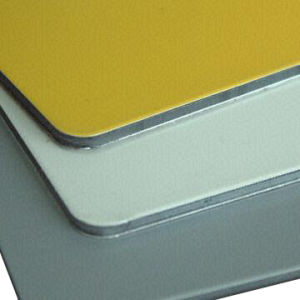 Slectable Custom Color Aluminum Composite Sandwich Panels for Wall Cladding pictures & photos