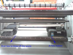 China Made Release Paper Fabric Slitting Cutting Machine pictures & photos