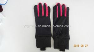 Work Glove-Silicon Glove-Sport Glove-Garden Glove- Hand Glove-PVC Dotted Glove pictures & photos