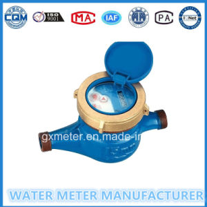 Multi-Jet Wet Dial Type Water Meter (Dn15-25mm) pictures & photos