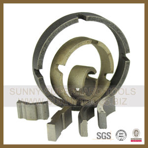 Laser Welded Reinforced Concrete Diamond Core Drill Bit Tool pictures & photos