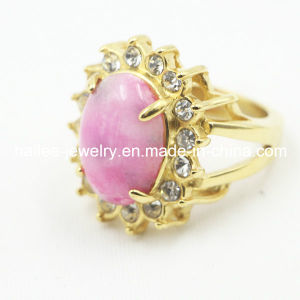 Flower Stainless Steel Fashion Ring for Women pictures & photos