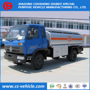 Dongfeng Manual Transmission Type Rhd/LHD 5000-25000L Heavy Fuel Oil Truck Tanker pictures & photos