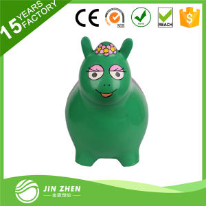 Inflatable Toys Jumping Animal Bouncy Horse Jumping Deer