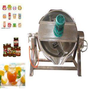 Stainless Steel Food Jacketed Kettle pictures & photos
