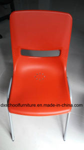 High Quality School Chair Plastic Chair for Student pictures & photos