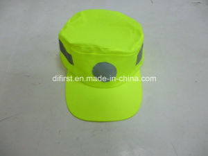 Reflective Safety Cap with Reflective Tape pictures & photos