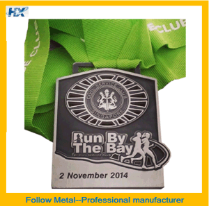 Zinc Alloy Medal with Different Plating pictures & photos