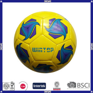 China Supplier Brand PVC Material Butyl Bladder Soccer Ball pictures & photos