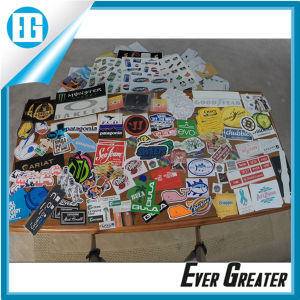 Customized Design Die Cut Vinyl Stickers for Promotion OEM pictures & photos