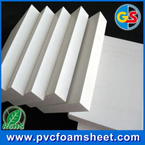 White PVC Foam Board for Cabinet pictures & photos