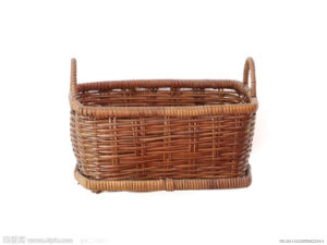 Wine Basket of Synthetic Cane pictures & photos