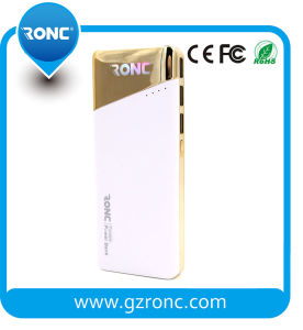 10000mAh High Capacity Rechargeable Power Bank RC-5006 pictures & photos