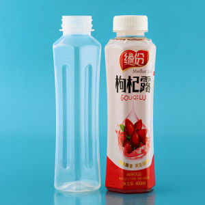 Hot Sale 400ml PP Juice Bottle pictures & photos