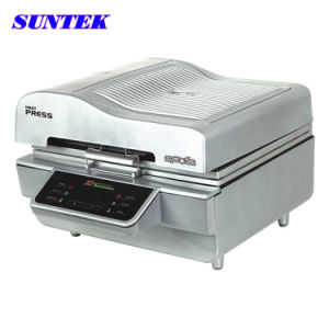 Quality 3D Sublimation Vacuum Machine for Heat Transfer Printing pictures & photos