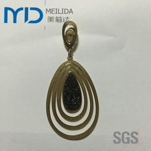 Wholesale Fashion Coppery Filigree Earrings with Multiple Elegant Designs pictures & photos