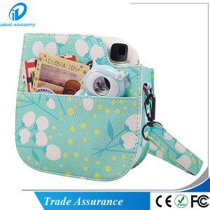 New Blue Flower Fujifilm Instax Mini8 Plus Camera Case pictures & photos