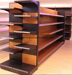 Custom Made Gondola Supermarket Shelves, Gondola Shelves pictures & photos